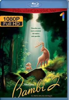 Bambi 2[2006] [1080p BRrip] [Latino- Ingles] [GoogleDrive] LaChapelHD