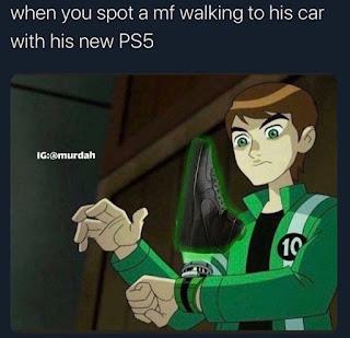 Ben 10 Meme
