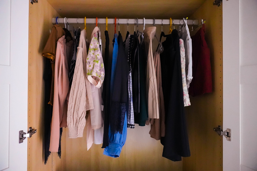 capsule wardrobe modeblog nachhaltig sustainable fashion berlin