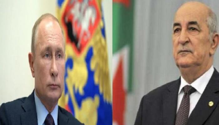 روسيا توجه صفعة قوية للنظام العسكري الجزائري