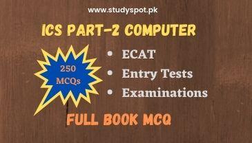 ics part 2 computer full book mcqs online test