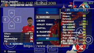 Download PES World Cup Russia 2018 Special Edition by C19 [Chelito v5]