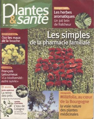 Télécharger Livre Gratuit Plantes et Sante - Les simple de la pharmacie familiale pdf