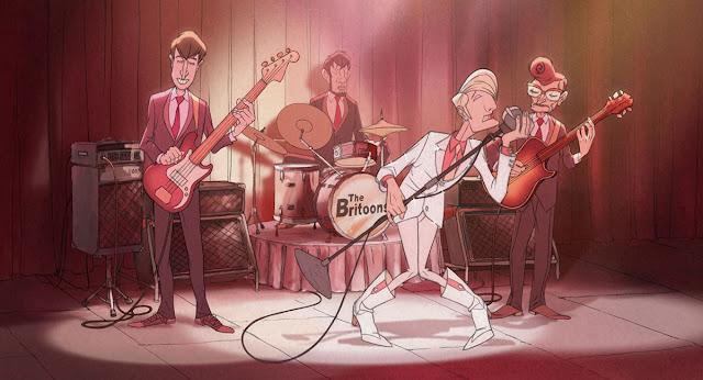 Grupo de música que aparece en la película de animación El Ilusionista de Sylvain Chomet