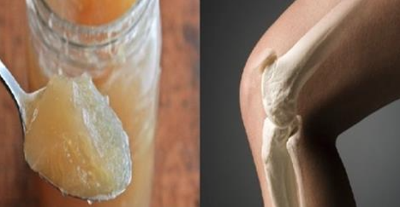 This Recipe Strengthens & Restores Bones, Knees & Joints