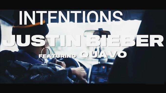 Justin Bieber - Intentions Lyrics ft. Quavo   New English Songs 2020