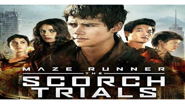 Maze Runner: The Scorch Trials (2015) Movie [Dual Audio] [ Hindi + English ] 720p BluRay Download