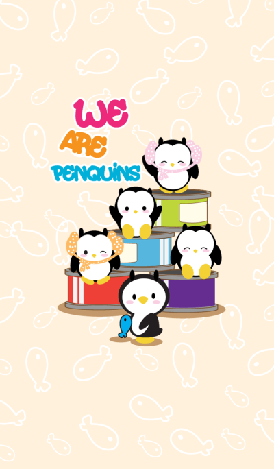 we are penquins