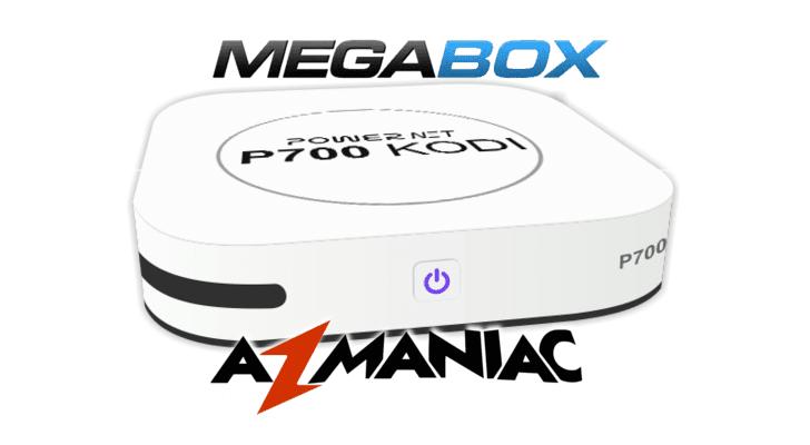 Megabox PowerNet P700
