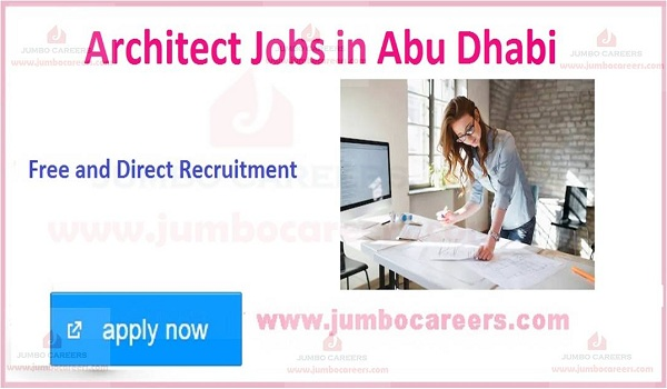 Available architect jobs in UAE,