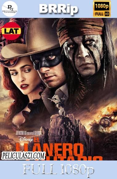 El Llanero Solitario (2013) Full HD BRRip 1080p Dual-Latino
