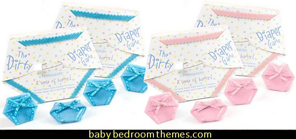 The Dirty Diaper Game - Baby Shower Game