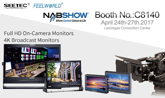 Visit FEELWORLD at NAB Show 2017