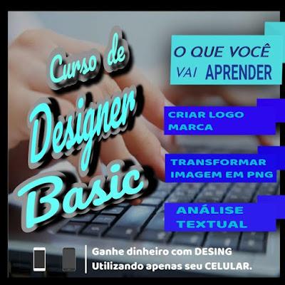 Curso Online de Designer Basic