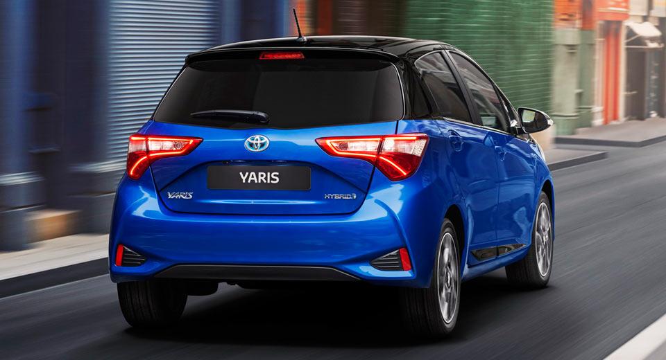 U S Bound 2018 Toyota Yaris To Start At 15 635