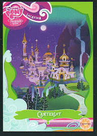 My Little Pony Canterlot Series 1 Trading Card