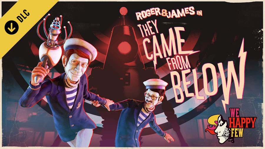 we happy few they came from below dlc pc ps4 xb1