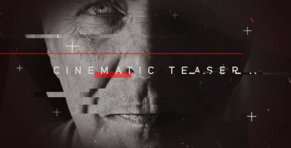Cinematic Teaser Videohive – Free Download After Effects Template ...