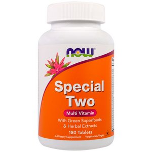 Now Foods - Special Two Multi Vitamin