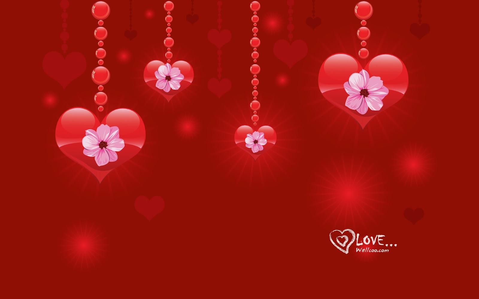 heart wallpapers | red heart wallpapers | red love heart ...
