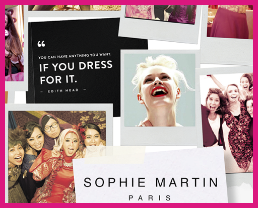 About Us, About Sophie Paris, About Sophie MartinJkt, About Sophie Martin, Sophie Paris Philippines, Sophie Paris Morocco, Sophie Paris Indonesia