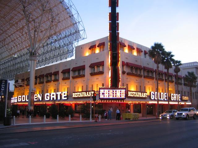 Golden Gate Hotel and Casino Las Vegas