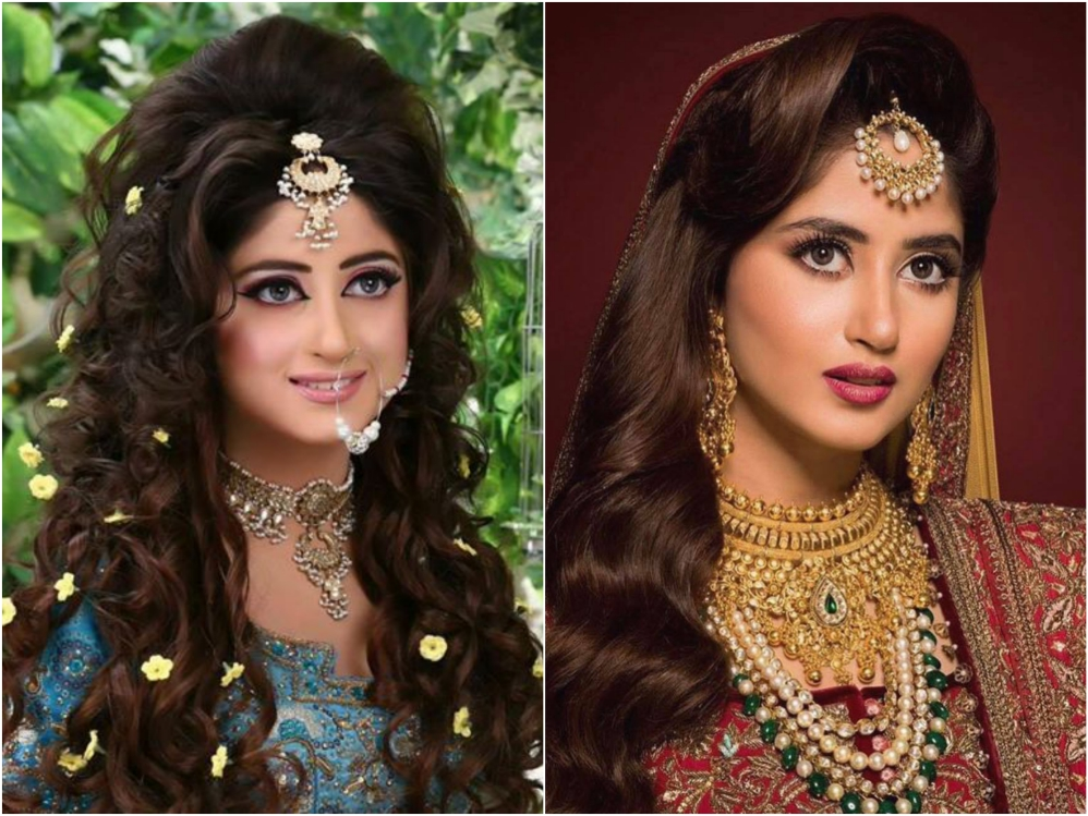 Amazing Transformation Pictures of Sajal Aly