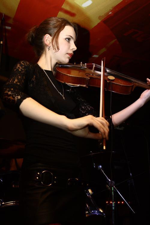 Violins in Metal