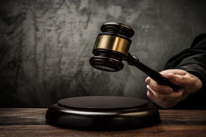 Tok, Oknum Polisi Rapi Rahmat dan Rizal Divonis Hukuman Mati