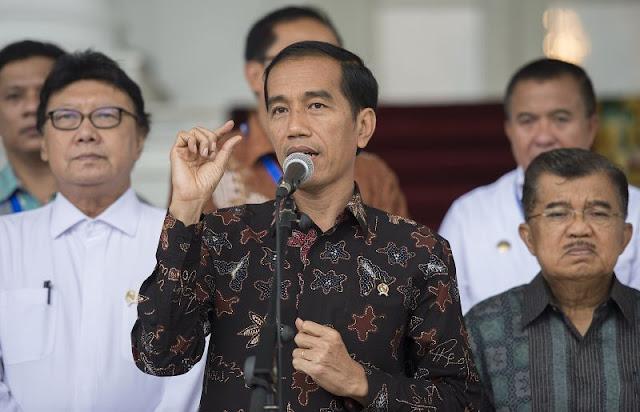 Gencar Perangi Korupsi, Jokowi Ingin Perkuat KPK Dari Anggaran dan Pelaksanaan