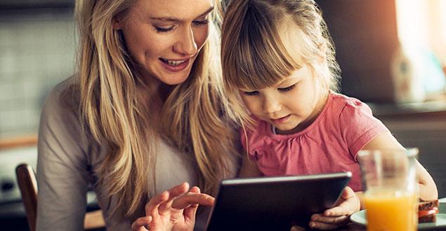 4 Situs Internet yang Bermanfaat Bagi Ibu dan Anak
