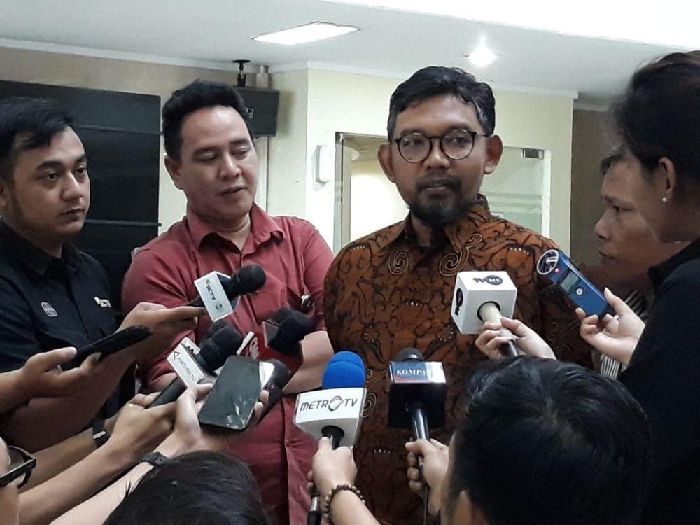 Pernah Raih Penghargaan Hebat Ini, Giri Supradiono Heran Tak Lolos TWK KPK