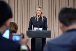 TENIS - Sharapova anunció que dio positivo por dopaje en Australia