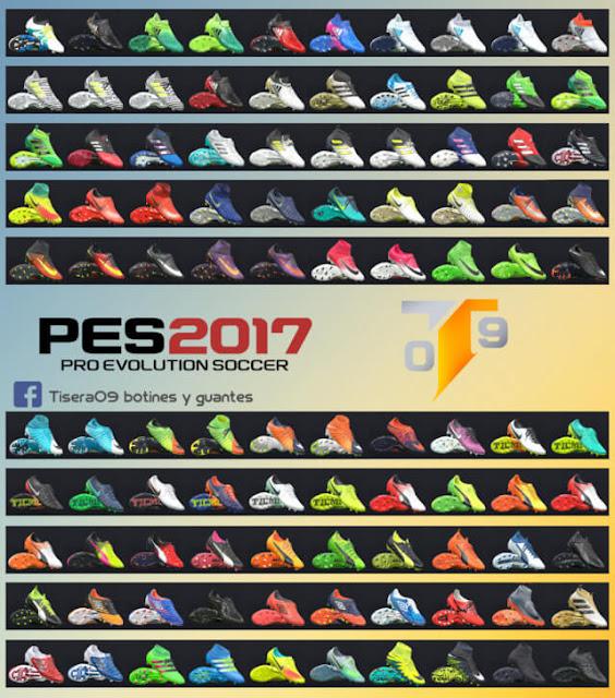 Bootpack PES 2017