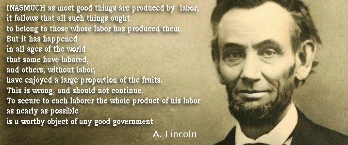 Comrade Abraham Was President Lincoln A Closet Marxist
