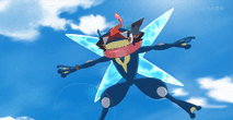 Ash Greninja