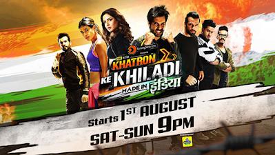 Khatron Ke Khiladi Made In India 1st August 2020 Watch Online