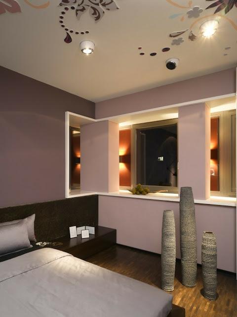 Decoraci n dormitorios 50 dormitorios matrimoniales - Colores para dormitorios matrimoniales ...