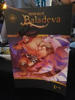 Komik Tantraz Bali Edisi Anak-Anak