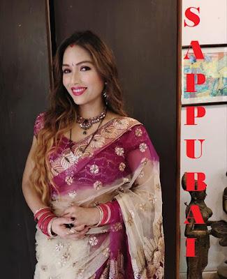 Zoya rathore in Sappu Bai web series