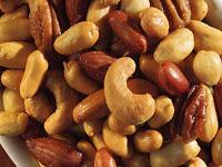 ξηροί καρποί στη διατροφή