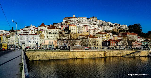 Centro Histórico de Coimbra, Portugal