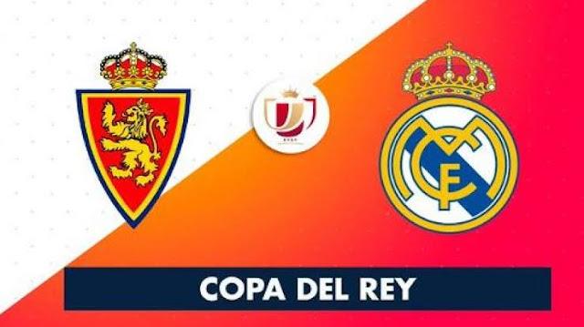 ريال مدريد بمعنويات عالية بعد الصدارة يحل ضيفا على ريال سرقسطة في دور ال 16 من كأس ملك إسبانيا
