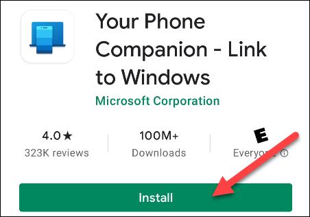 قم بتحميل تطبيق android الخاص بهاتفك