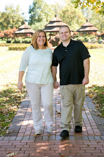 Peirce College adult learners Melissa and Brian Phillips