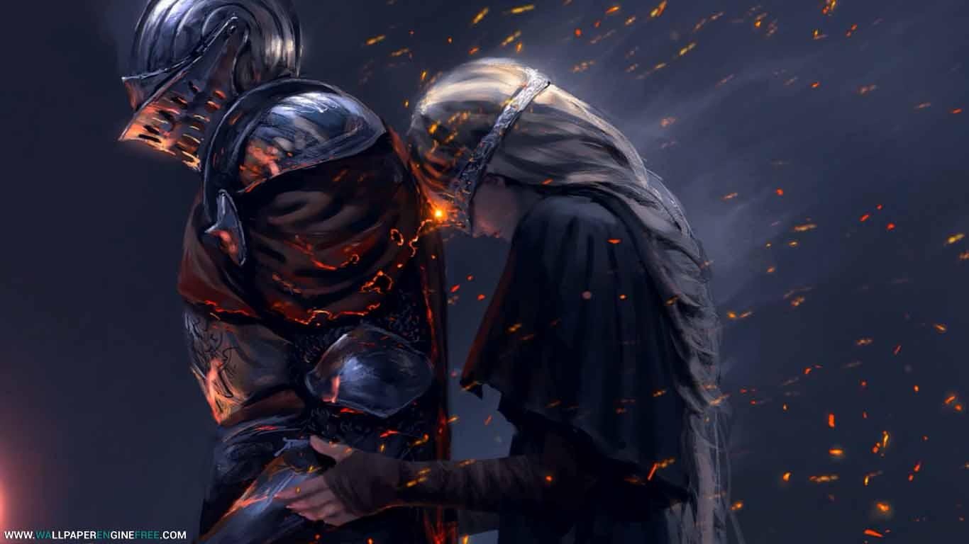 Download Dark Souls III Edited 1080P Wallpaper Engine Free