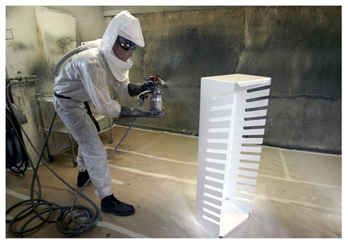 How to Keep Your Paint Booth Clean