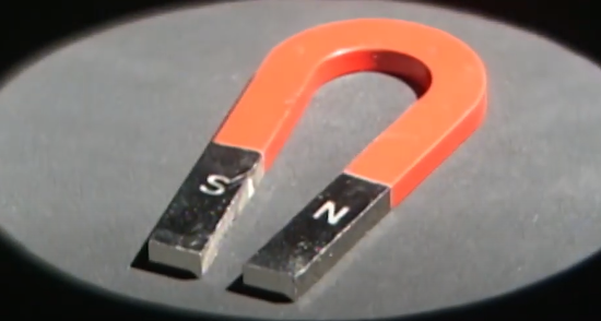 Cục nam châm luôn có 2 cực (S và N)