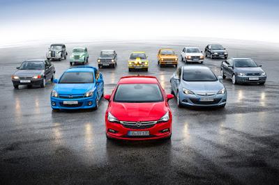 Η Opel γιαρτάζει ογδόντα χρόνια από τη γέννηση του Opel Kadett