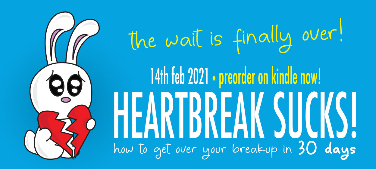 Perorder Heartbreak Sucks! How to Get Over Your Breakup in 30 Days on Kindle Now!